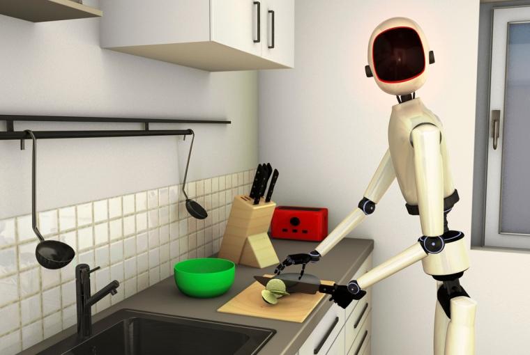 Housekeeping robot